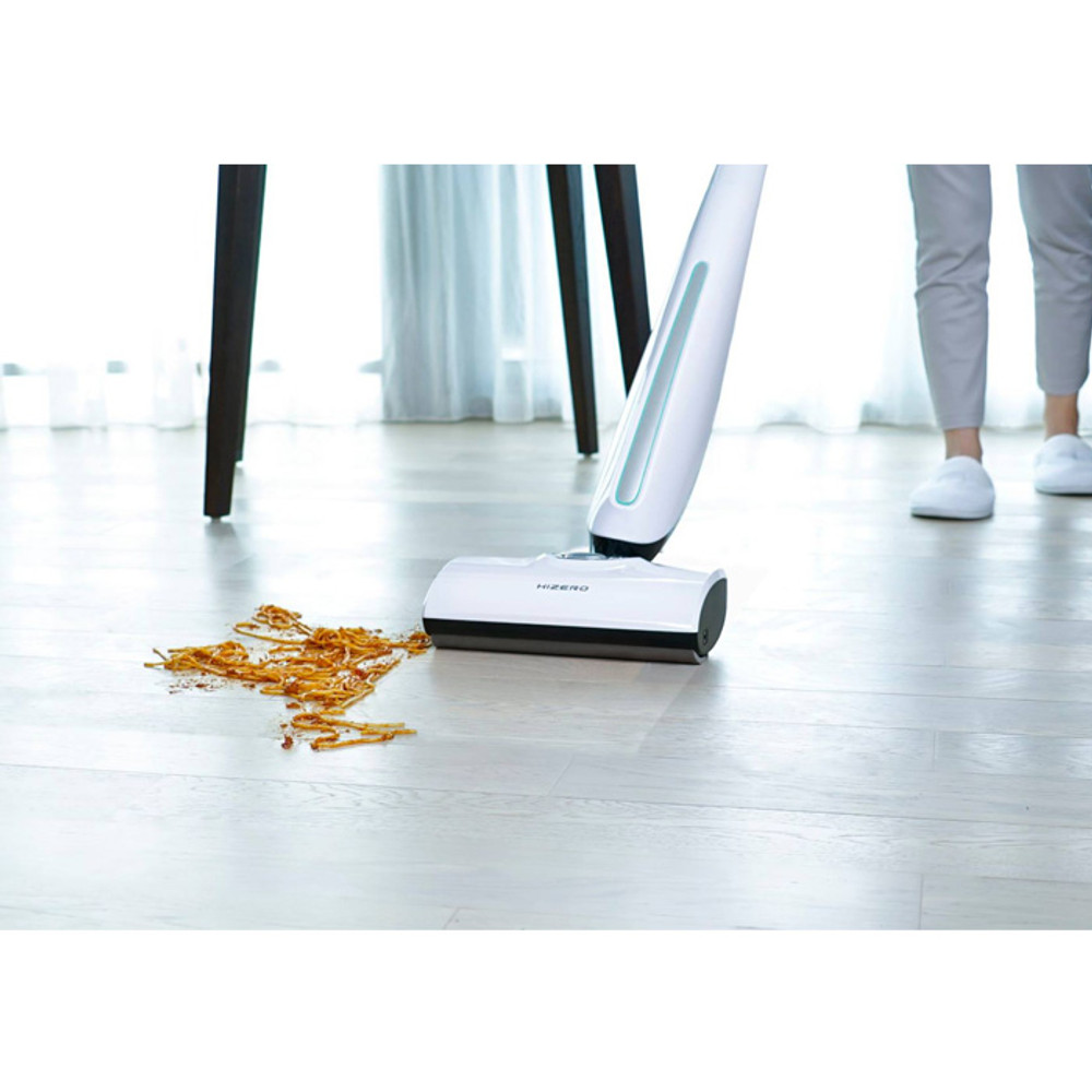 HiZero Floor Cleaner - Cleans Spilled Food