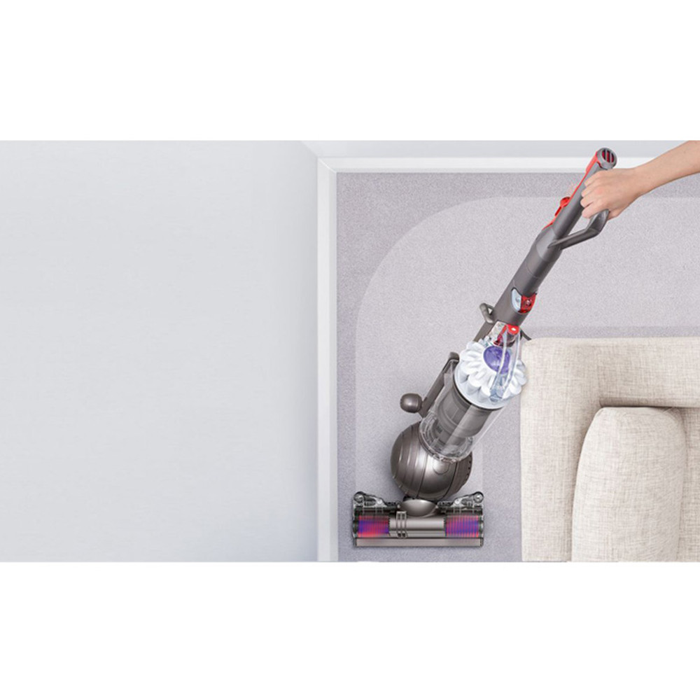 Ball technology swivels around furniture