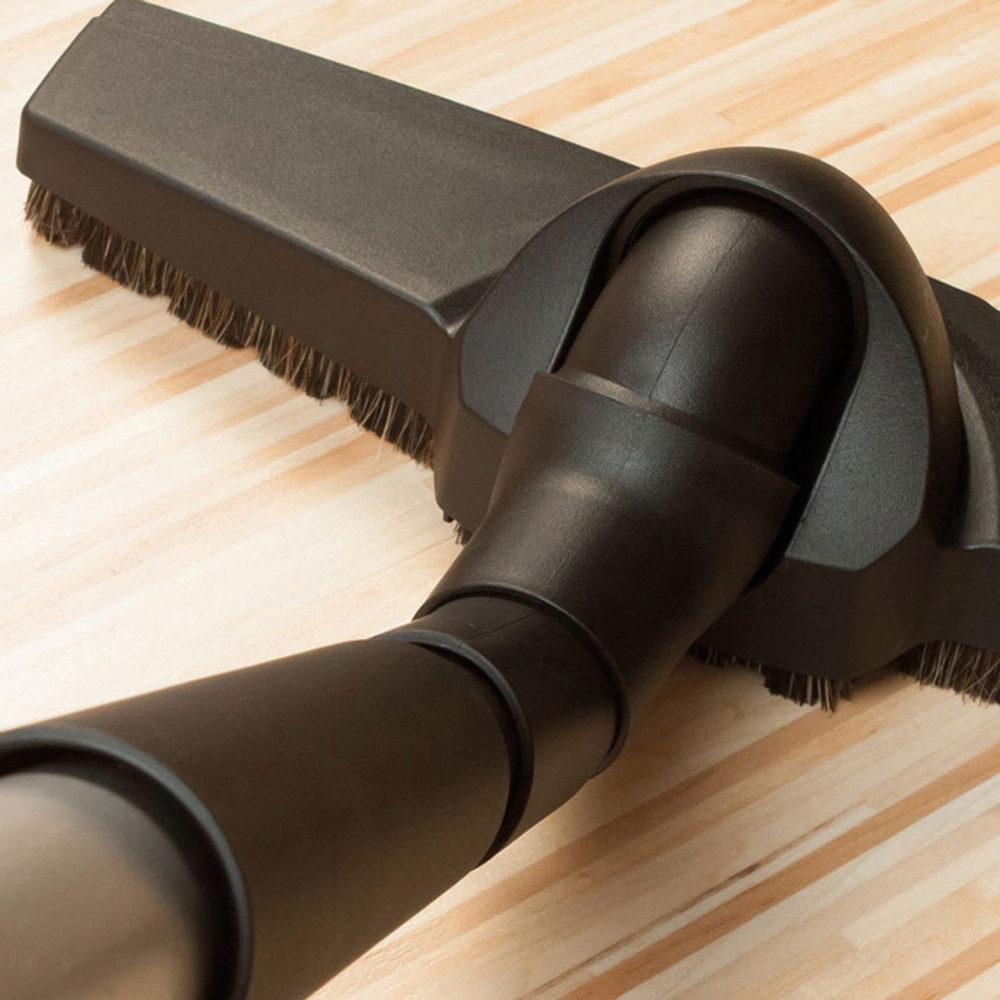 """Fit All Turn and Clean Bare Floor Brush - 13"""" Vacuum Cleaner Tool"""