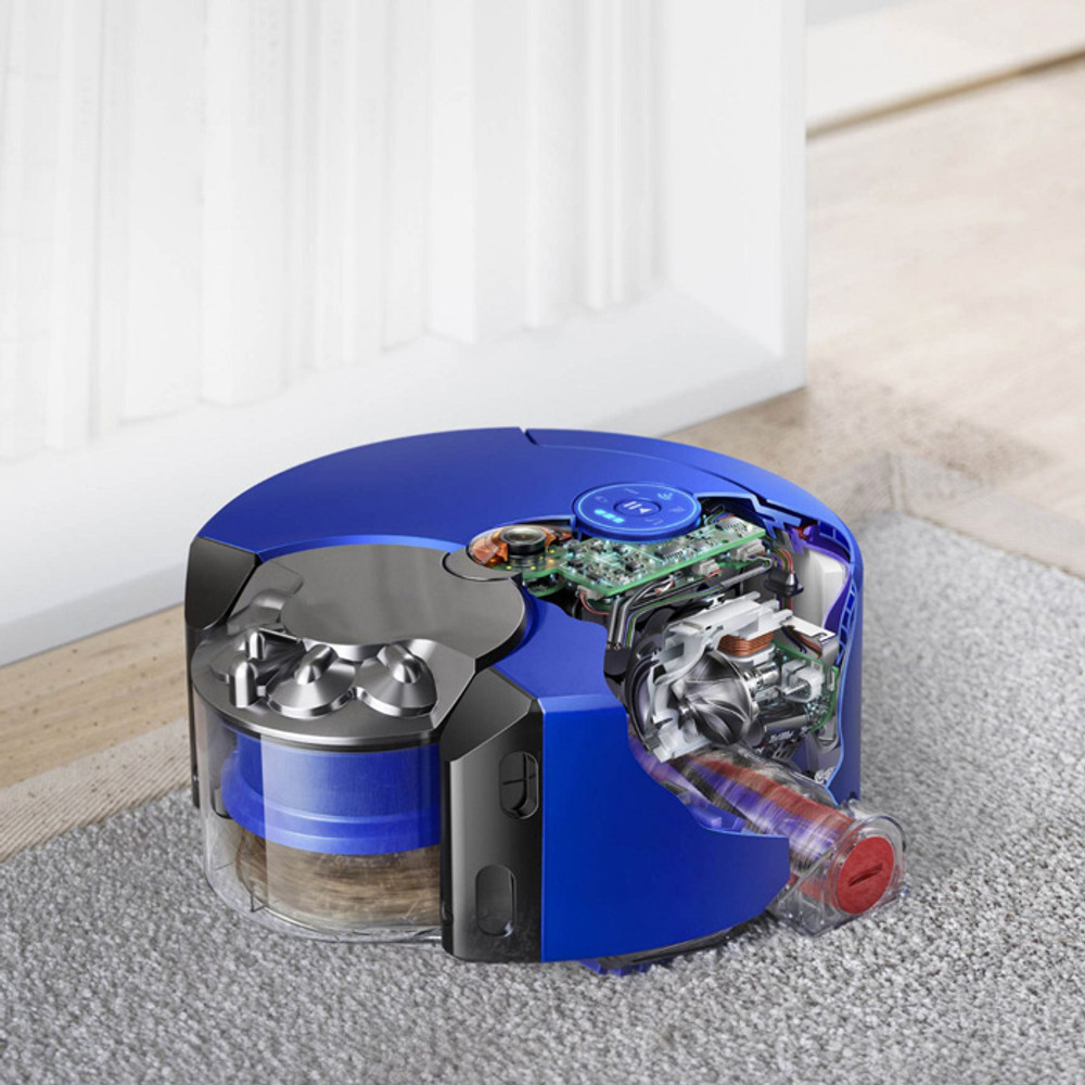 Dyson 360 Heurist can be used on carpeted surfaces