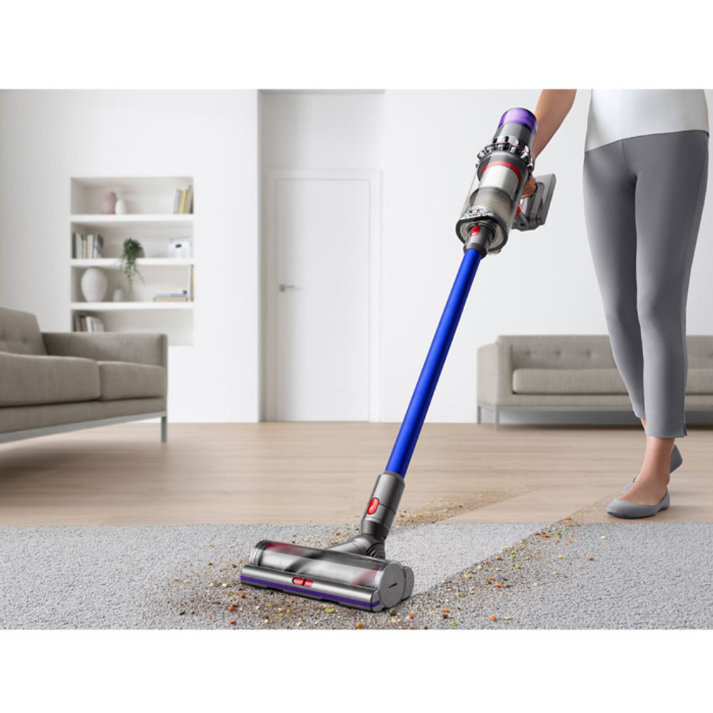 Dyson V11 Absolute can be used on carpeted and non-carpeted floors