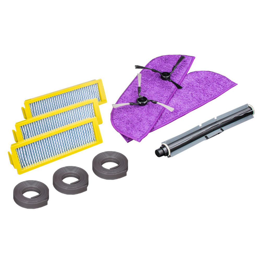 iClebo Omega Filter and Accessory Package