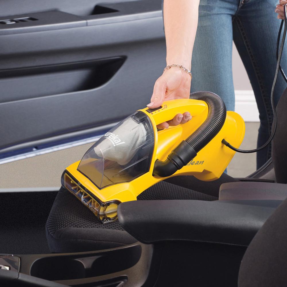 Eureka 71B Easily Cleans inside vehicles