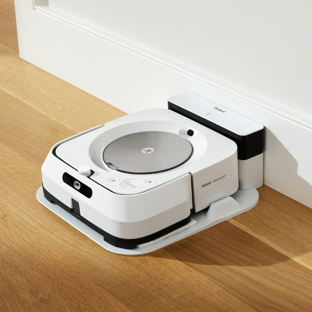 Braava Jet m6 Robot Mop with Docking Station