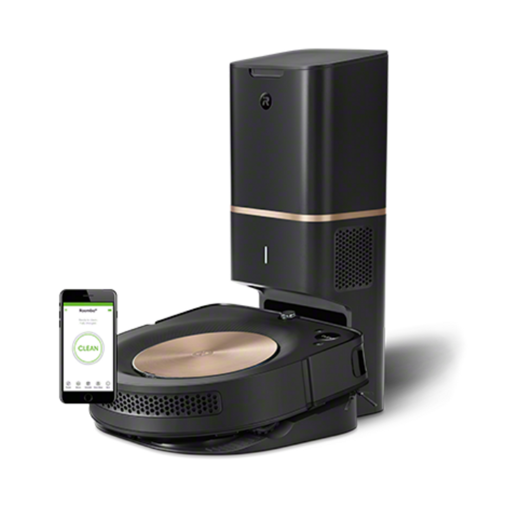 Roomba s9+ Wi-Fi Connected and Automatic Dirt Disposal