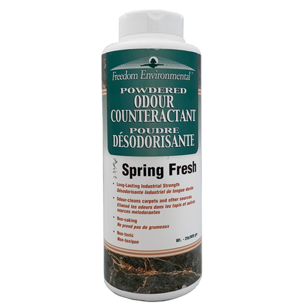 Concentrated Carpet Shake for Tough Odour Removal