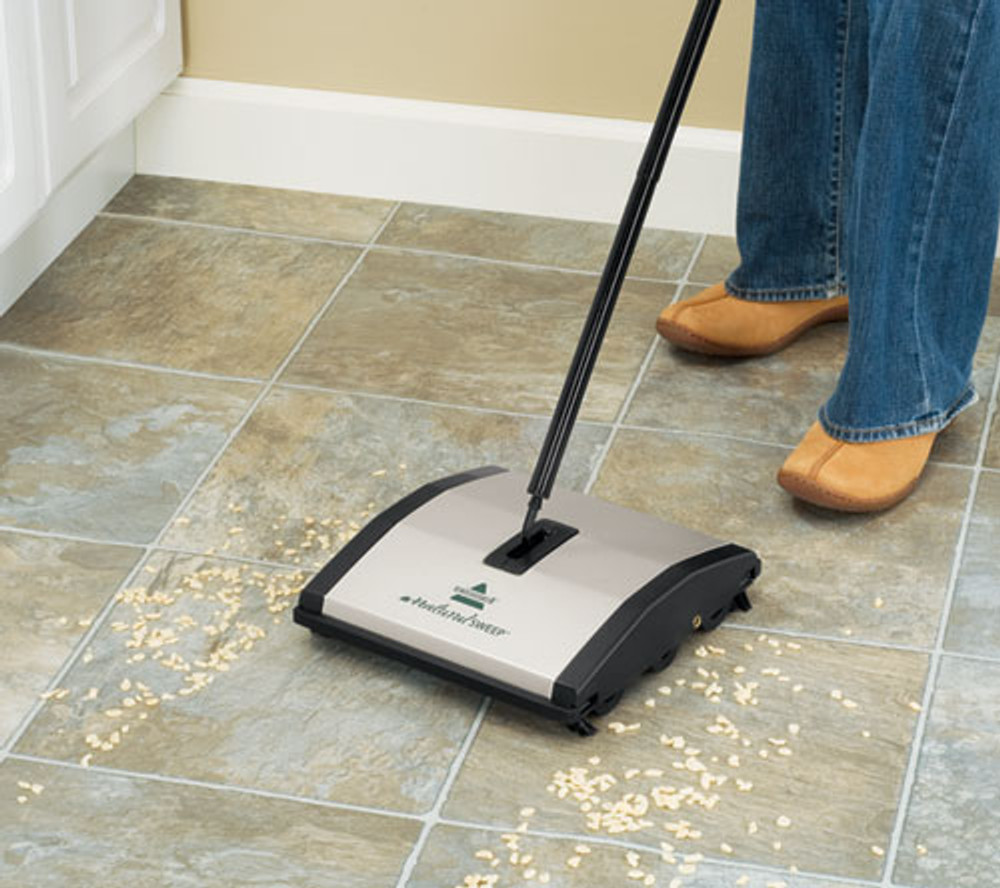 Bissell Carpet Sweepers Gently Clean Bare Floor