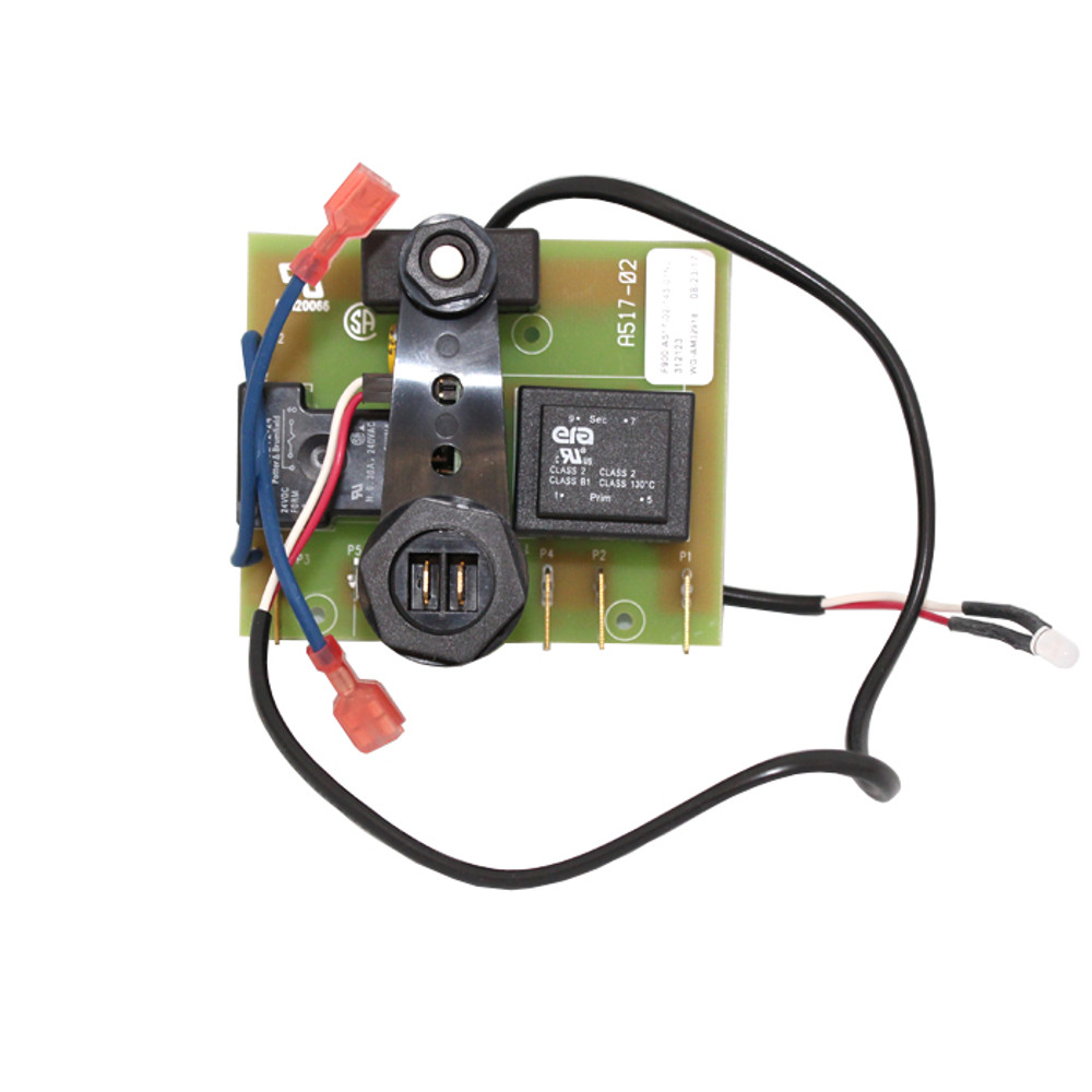 Beam Central Vacuum PC Board With Light - 100559