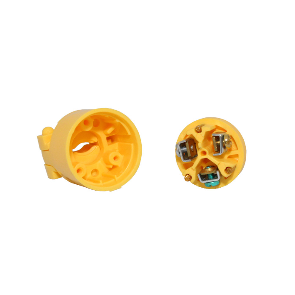 Replacement Plug for 3-Prong Cords