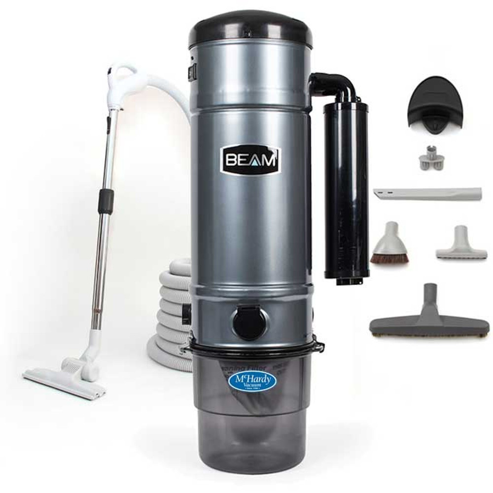 Powerful cleaning needed for homes without carpet and a premium tool set to make the job easier.
