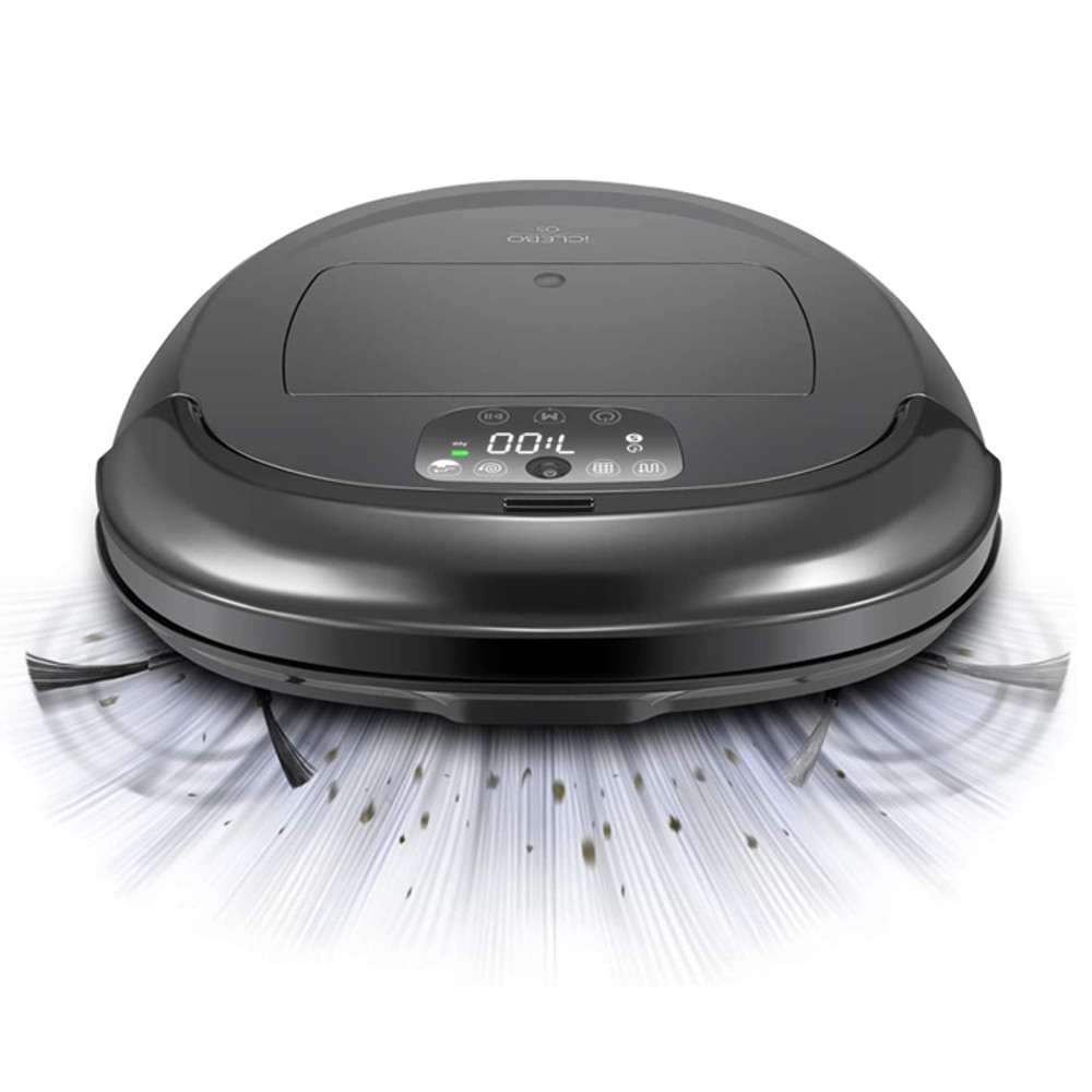 iClebo 05 Robot Vacuum with Voice Control