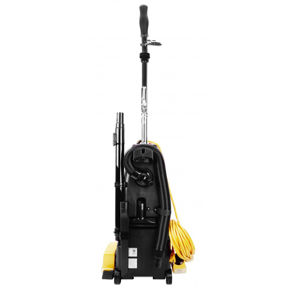 Carpet Pro VACCPU4T Commercial Upright Vacuum Cleaner with Tools