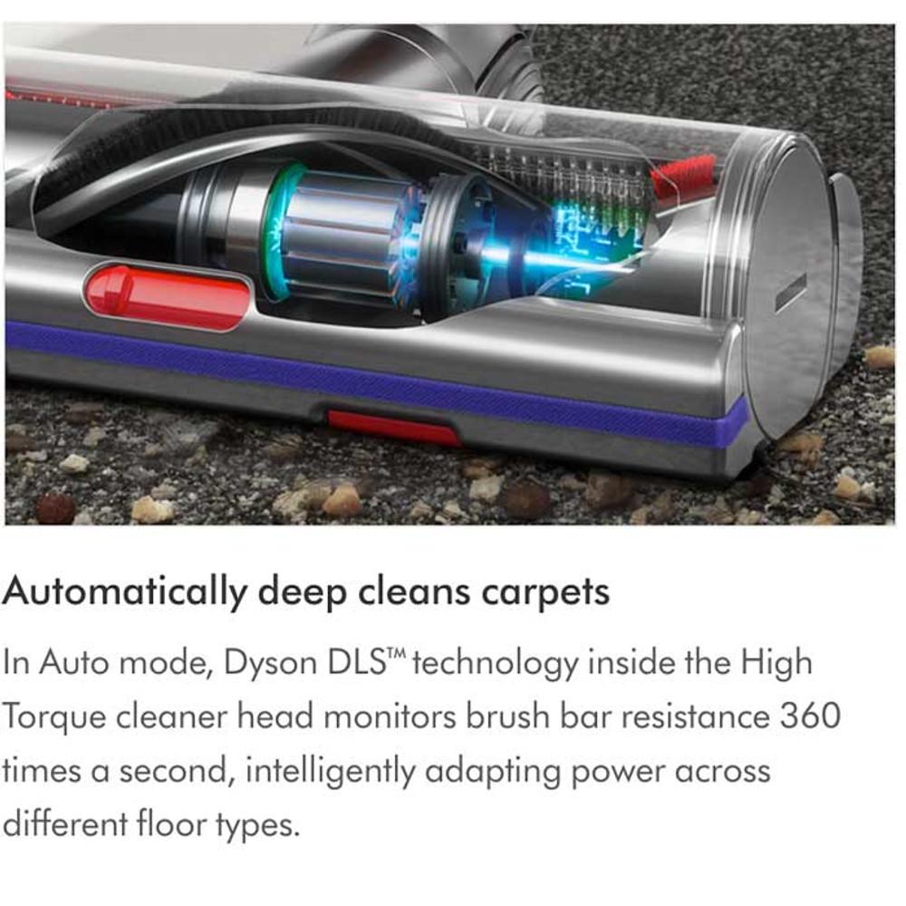 Dyson V15 Detect Total Clean Cordless Vacuum