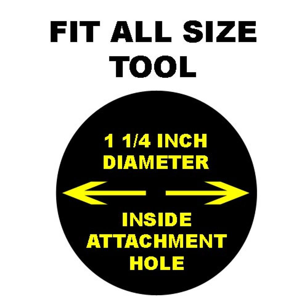 """Fit All Bare Floor Brush - 10"""" Vacuum Cleaner Tool"""