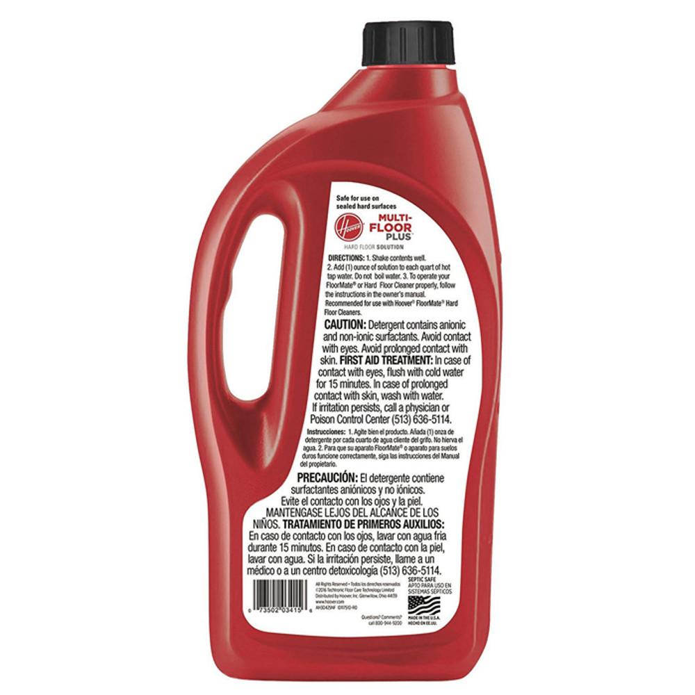 Hoover FloorMate Multi-Floor 2X Detergent 1.89L
