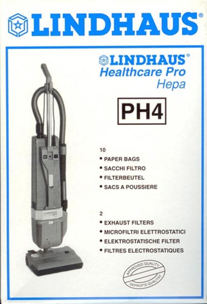 Lindhaus PH4 Vacuum Bags