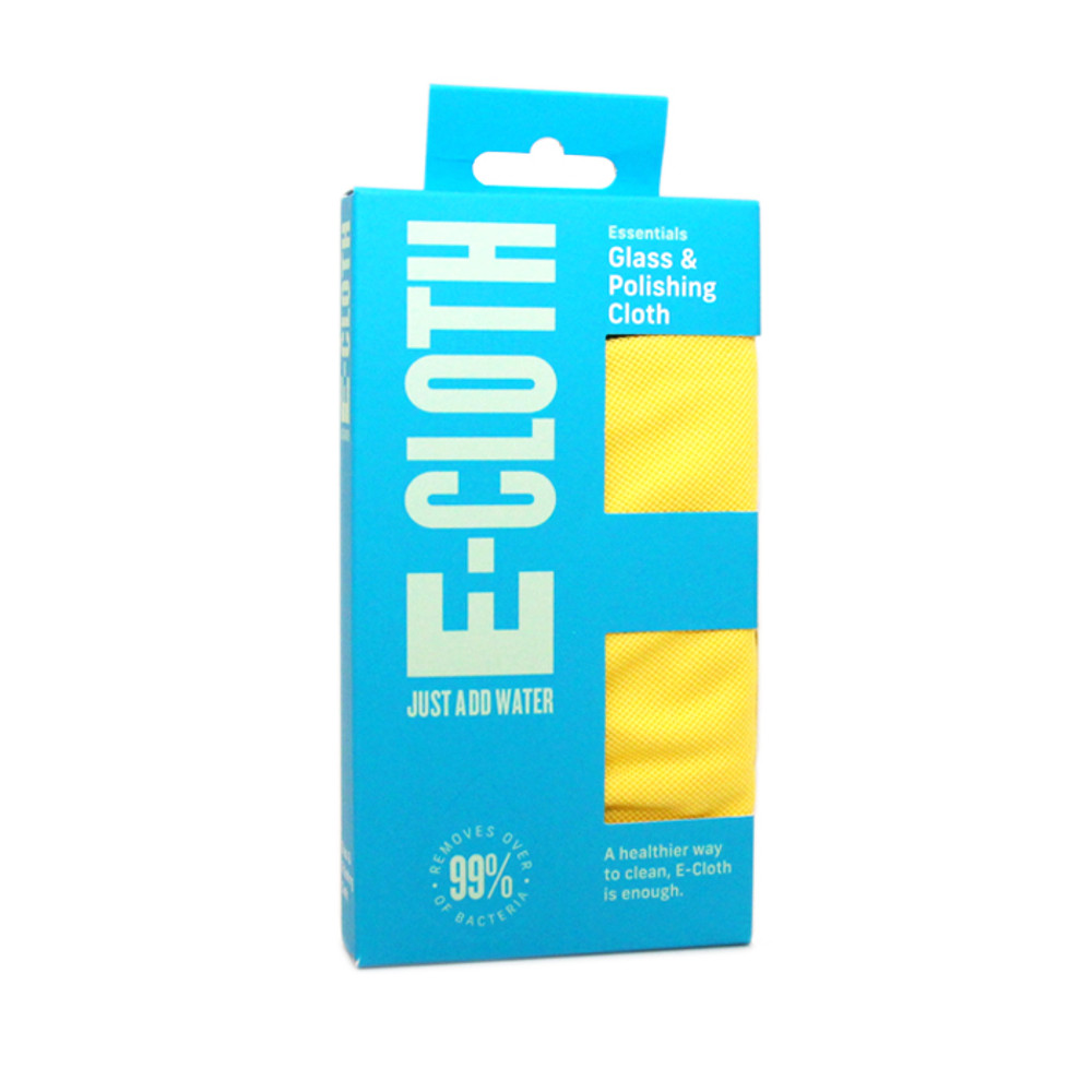 ecloth Glass and Polishing Microfibre Cloth