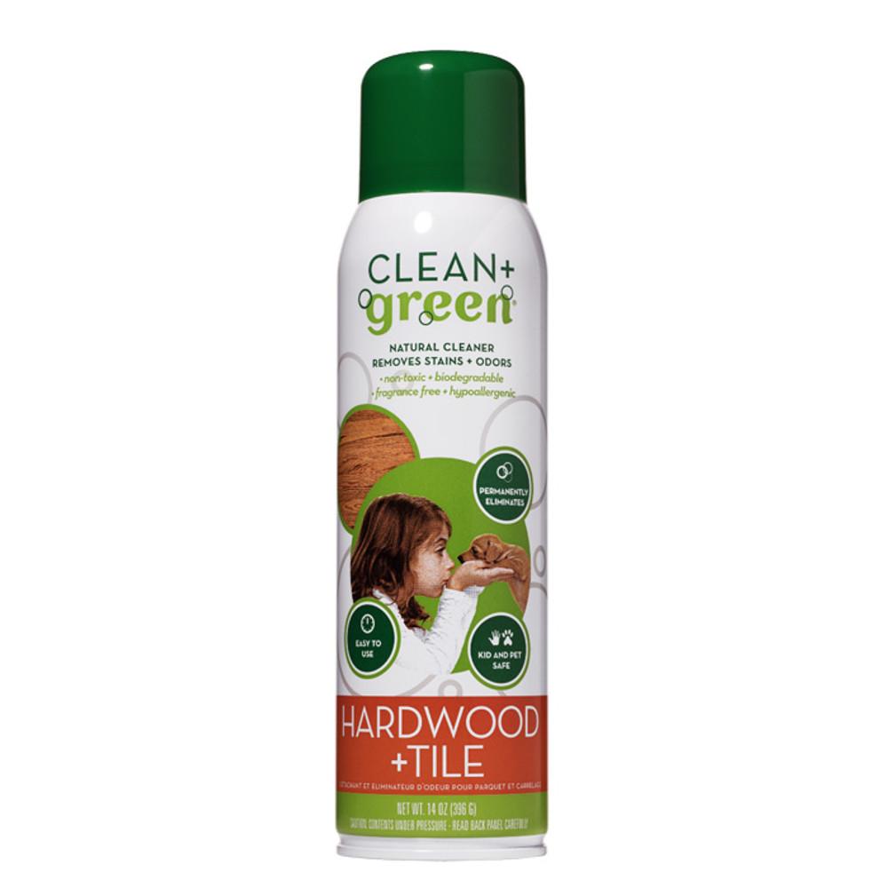 Clean + Green Hardwood & Tile Cleaner