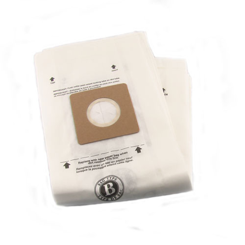 Royal - Type B Vacuum Bags - Front View