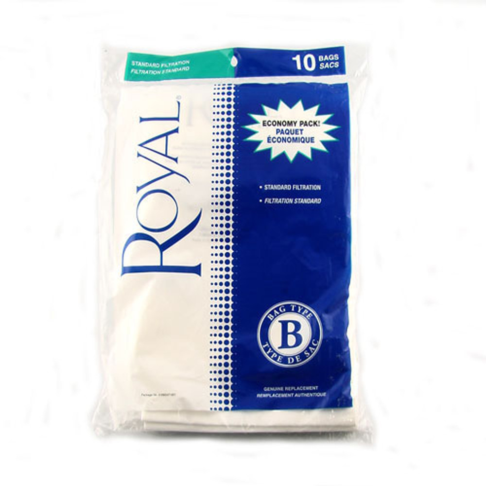 Royal - Type B Vacuum Bags - Packaging
