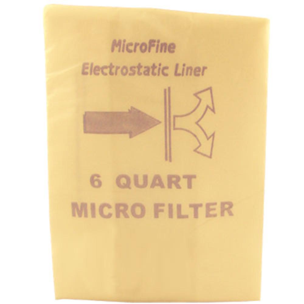 Sandia Hipster 301001 Vacuum Bags 10pk