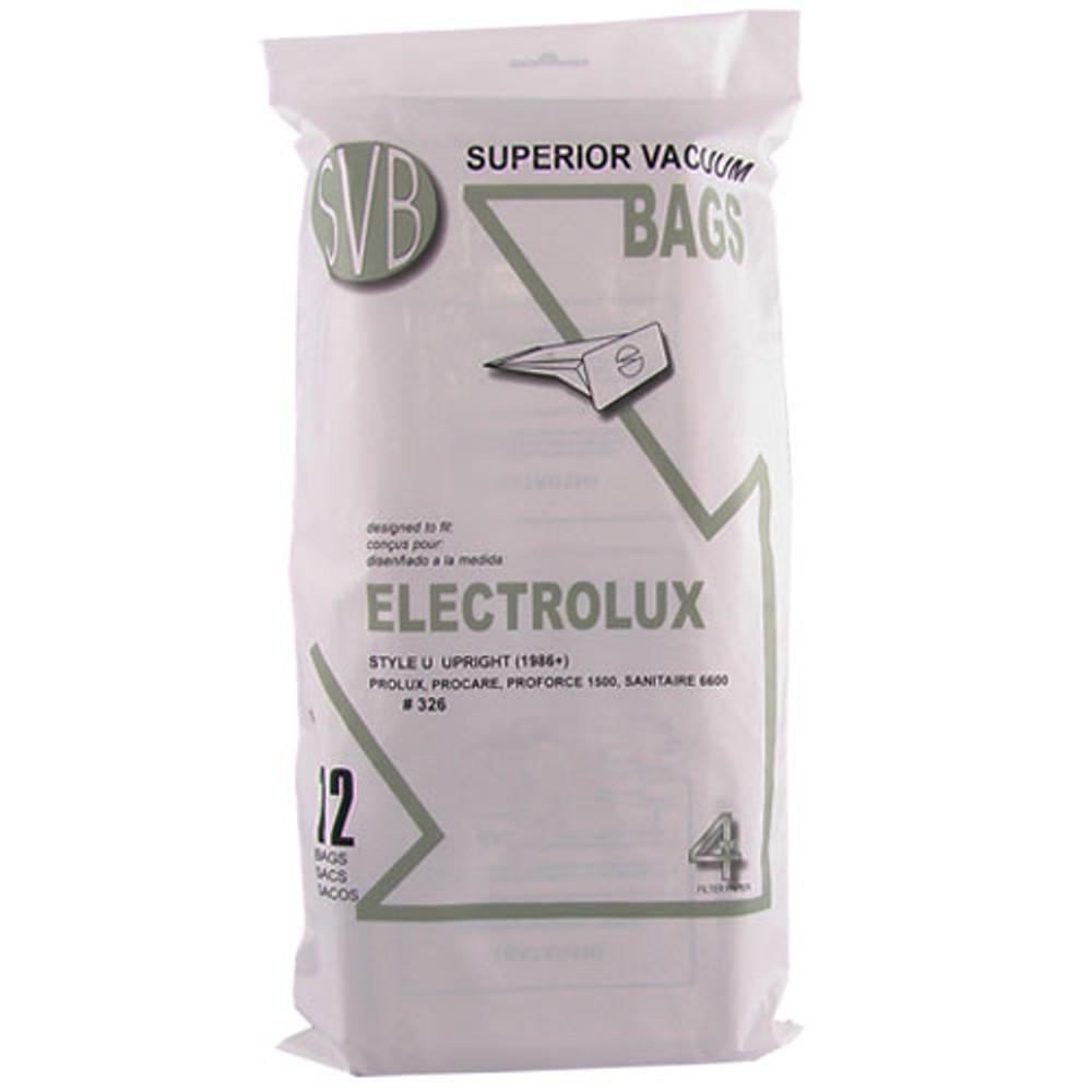 Electrolux Type U bags