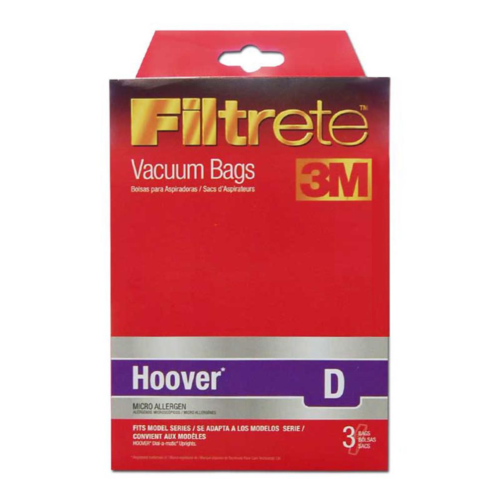 Hoover Type D Vacuum Bags