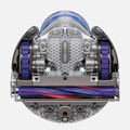 Bottom view of Dyson 360 Eye Robot Vacuum Cleaner