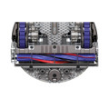 Bottom view of Dyson 360 Heurist Robot Vacuum Cleaner