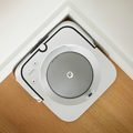 Square design allows for optimal cleaning results in corners