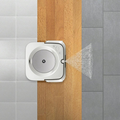 Braava m6 Works on all non-carpeted surfaces