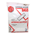 Astrovac and Vacumaid Central Vacuum Bags