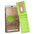 Oreck Vacuum Bags - CC + SaniSeal Allergen