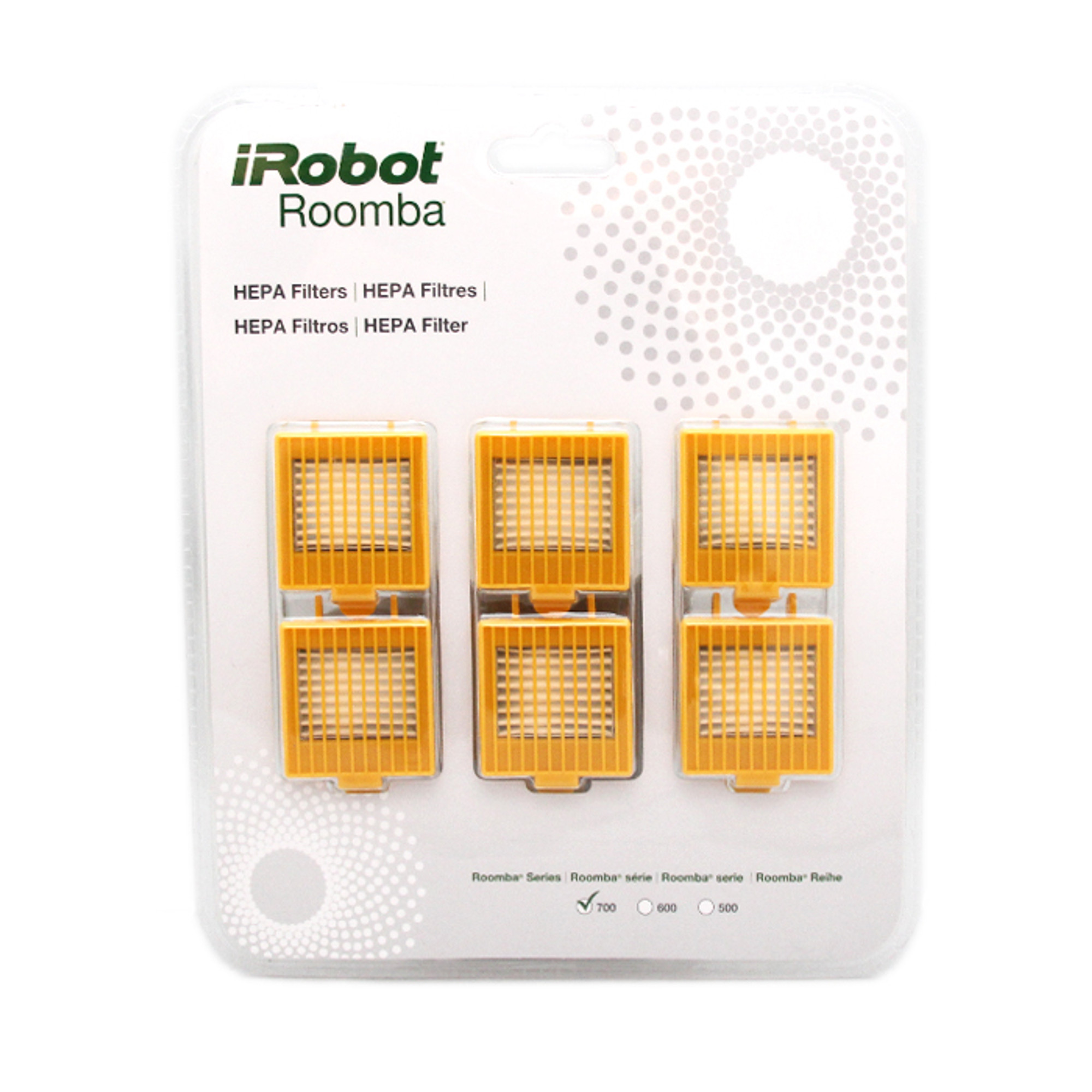 30cc42341f3 iRobot - 21901 - 700 Series Vacuum Filters Roomba 700 Series HEPA ...