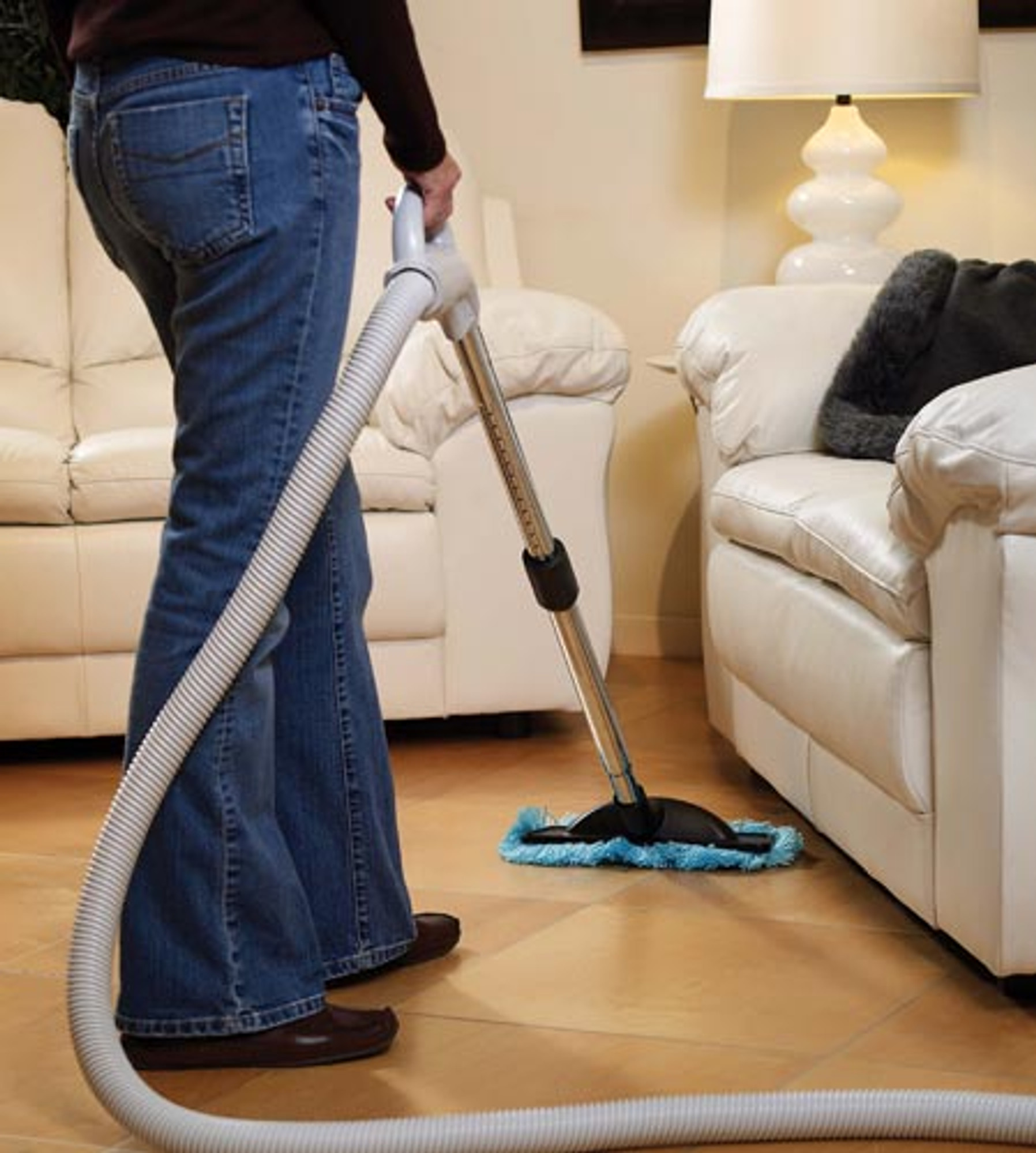 Buy Vacuum Cleaner Dust Mop Attachment Fit All Size