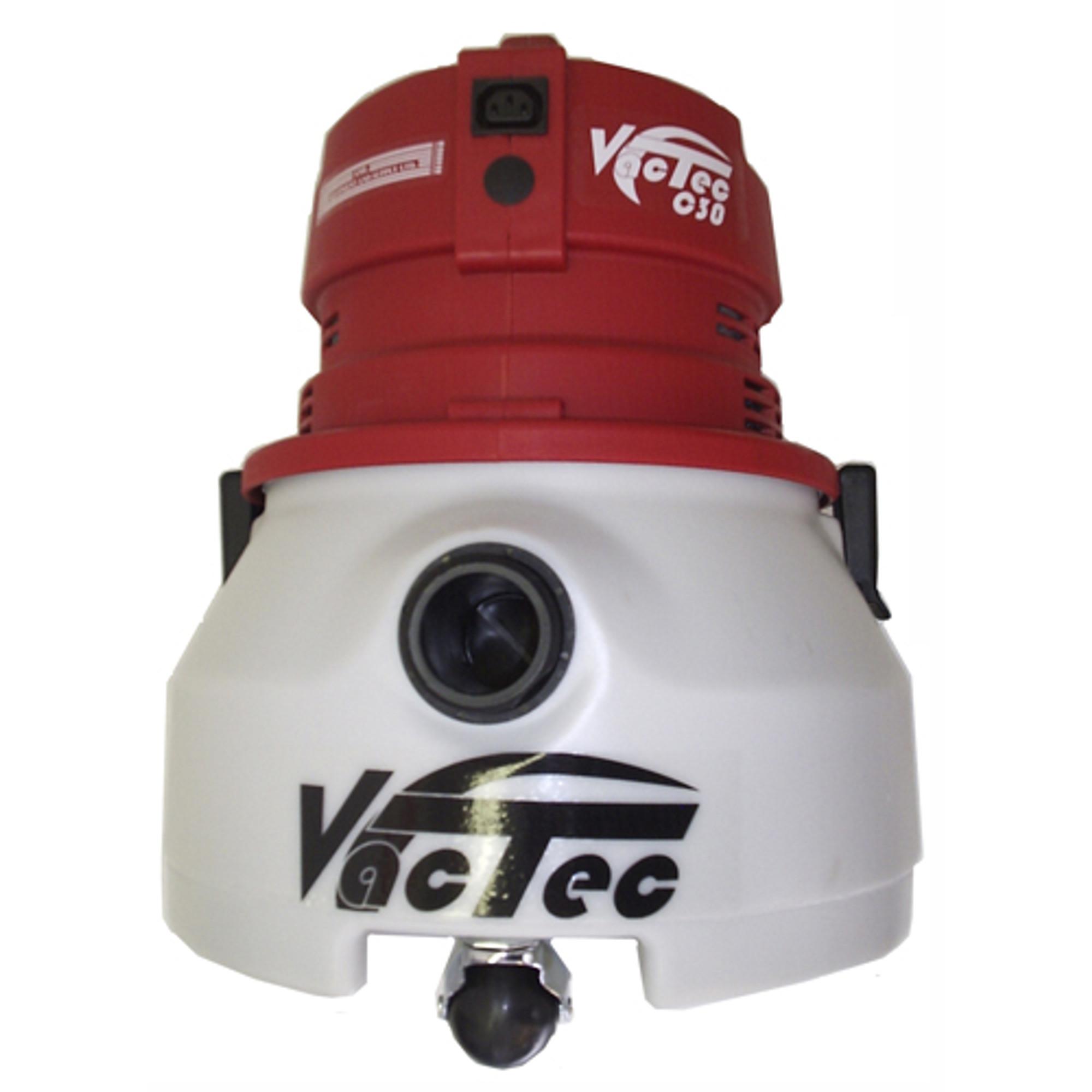 VacTec C30 5 2 Gal Commercial Canister Vacuum