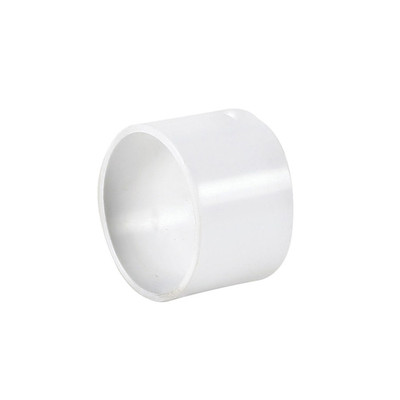 Central Vacuum Pipe Coupler - PVC