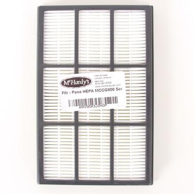 Panasonic HEPA Vacuum Cleaner Filter MCCG800 Series