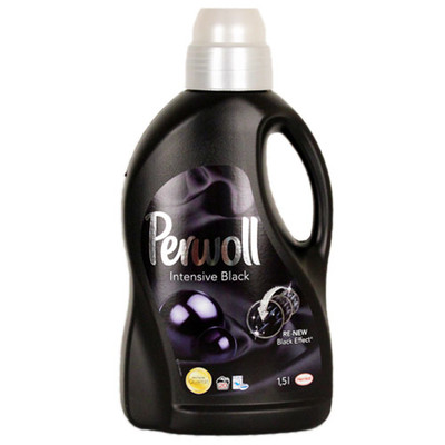 Perwoll Laundry Detergent for Black and Dark Coloured Clothing