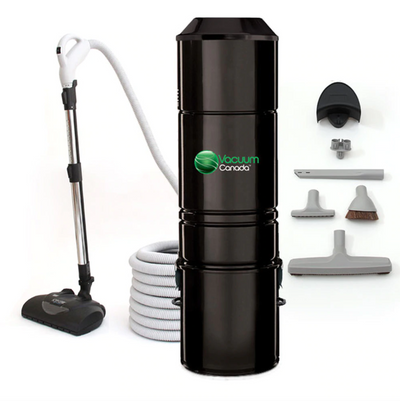 Vacuum Canada VCCV180 with Premium Carpet Attachment Package