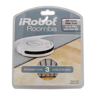 Roomba by iRobot 500 Series Vacuum Filters - 81502