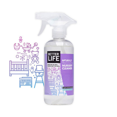 Better Life Nursery Cleaner