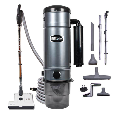 Beam SC375 with SEBO ET-1 Central Vacuum Electric Package