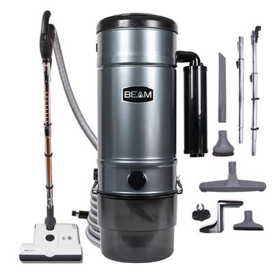 Beam SC398 with SEBO ET-1 central vacuum tool set.