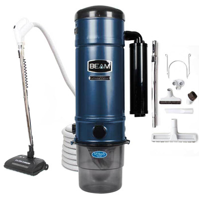 Beam 000374 - SC375 and Butlers Choice Central Vacuum Package