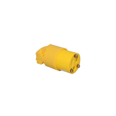 Female Vacuum Cord Receptacle - P905