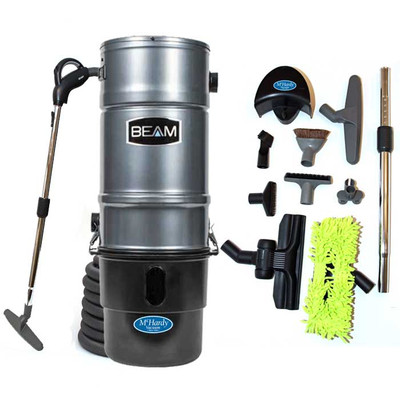 Beam SC200 All Floor Central Vacuum Air Package