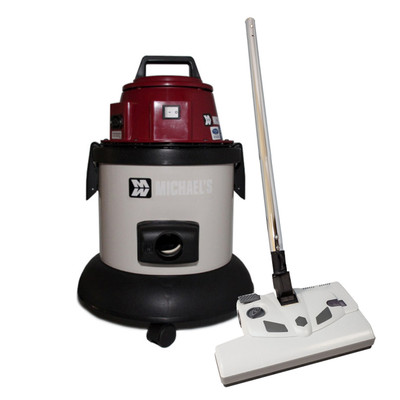 Box 101 Commercial Vacuum with Lindhaus Powerhead