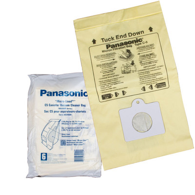 Panasonic C5 Vacuum Cleaner Bags