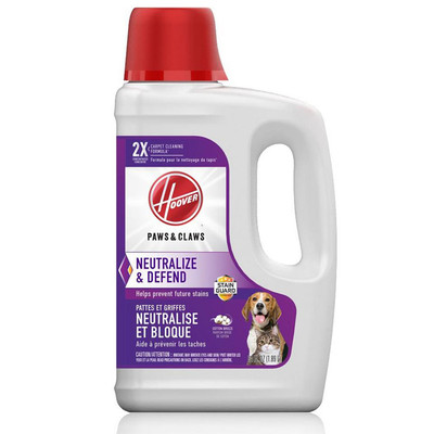 Hoover Neutralize & Defend Carpet and Upholstery Detergent - 64oz